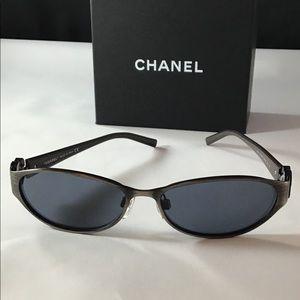 CHANEL Accessories - Chanel Authentic 4166 373/73. Vintage Camellia Sun